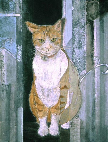 吾輩の猫展、展示作品4