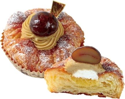 パン屋さんのモンブラン by 手作りパン専門店「HOKUO」
