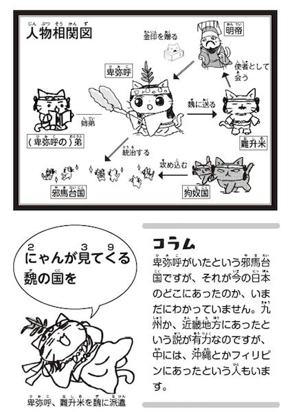 日本史の年号を覚えるための語呂合わせ by ねこねこ日本史でよくわかる 日本の歴史