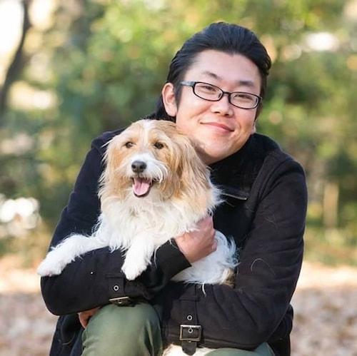 ドッグトレーナーのホルモン田中さん