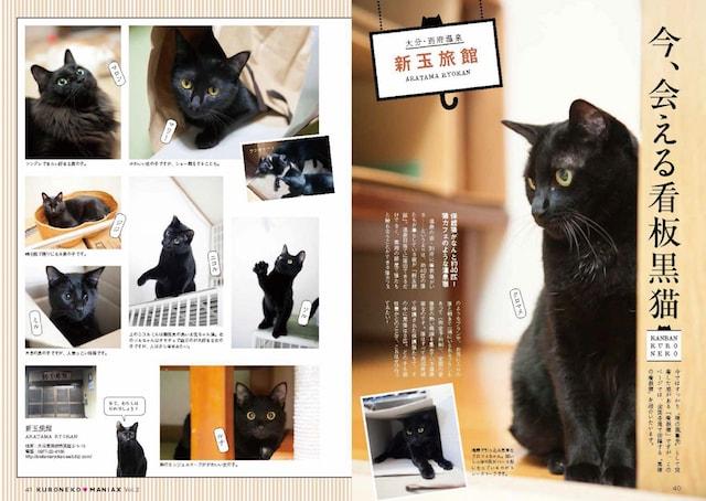 今、会える看板黒猫 by 黒猫マニアックスVol.2