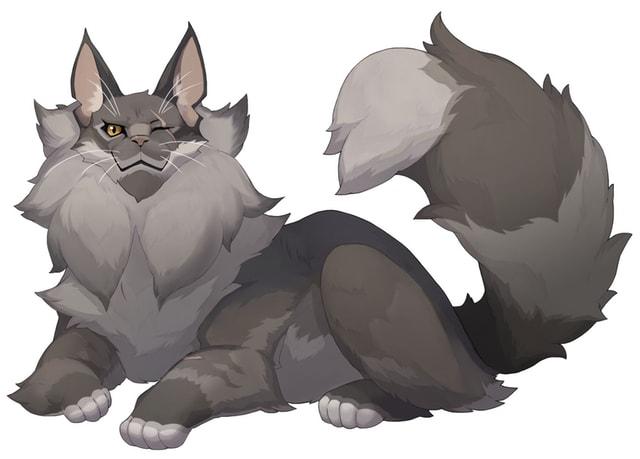 パズルゲーム「ねこ島日記」に登場するボス猫