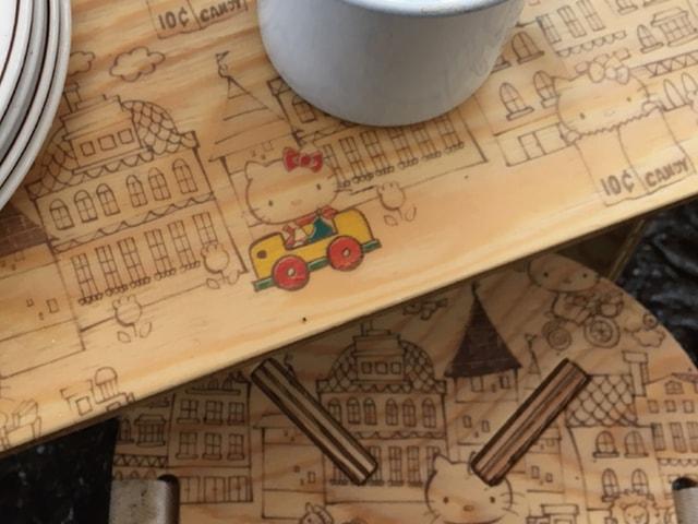 組立&解体が簡単!YOKAのパネル家具シリーズにハローキティが登場