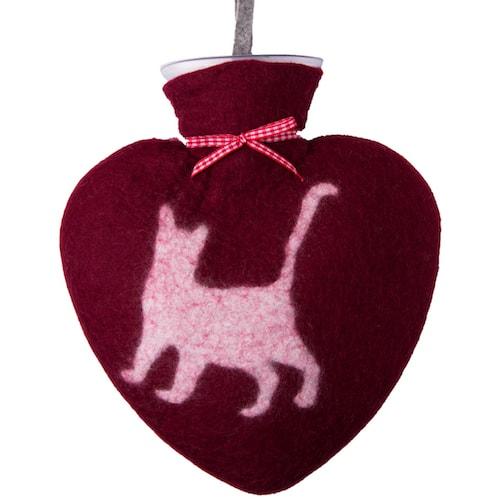 ドイツブランド「fashy(ファシー)」×「Dorothee Lehnen(ドロシー・レーネン)」の猫モチーフ湯たんぽ