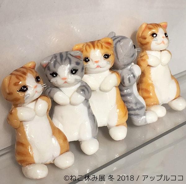 アップルココ×スター猫のコラボグッズ