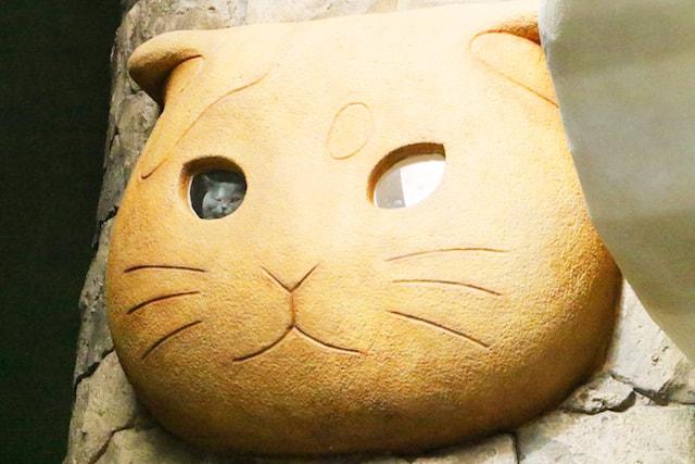 猫をモチーフにした装飾 by Cat Cafe てまりのおしろ