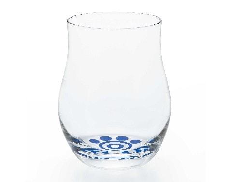 ヴィレッジヴァンガード 肉球のグラス