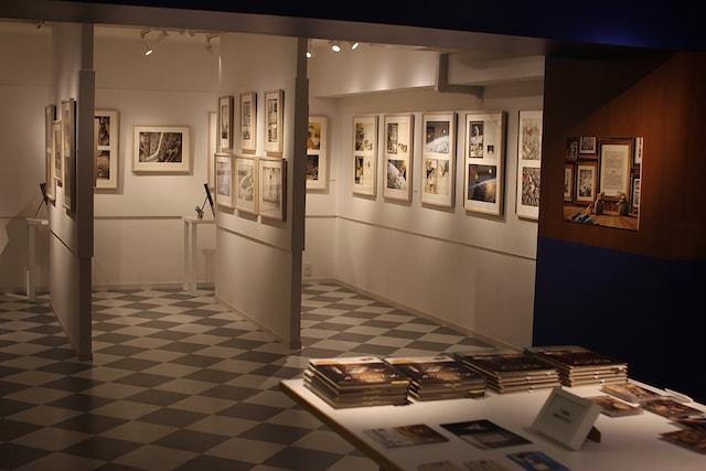 ブロンズ新社の併設ギャラリーにて「青銅Room J」