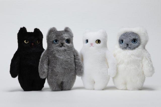 ネコのいる暮らし展、猫グッズイメージ1