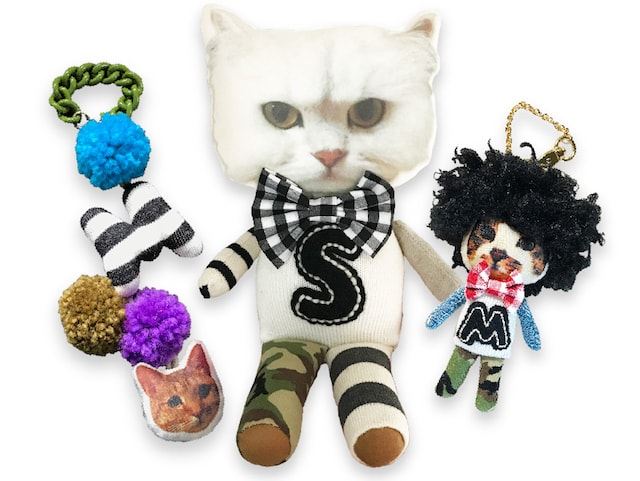 ネコのいる暮らし展、猫グッズイメージ2