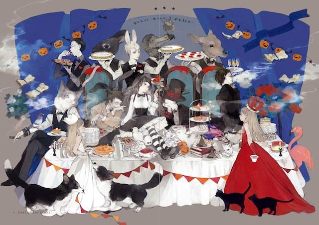 作品名「HALLOWEEN PARTY!」 by Soirée ねこ助作品集 ソワレ