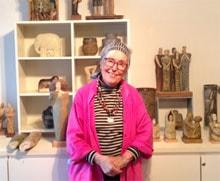スウェーデンを代表する世界的な陶芸家リサ・ラーソン