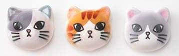 猫型マシュマロ「ニャシュマロ」プレーン味