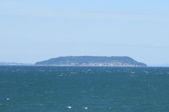 熊本県の猫島、湯島(別名:談合島)の写真
