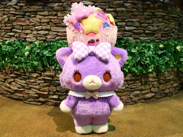サンリオの猫キャラ「みゅーちゃん(ミュークルドリーミー)」がピューロランドに登場