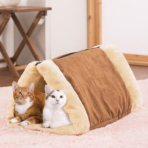 ネコうっとりハウスの製品イメージ