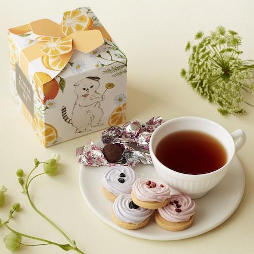 アフタヌーンティー・ティールームで発売される紅茶セット