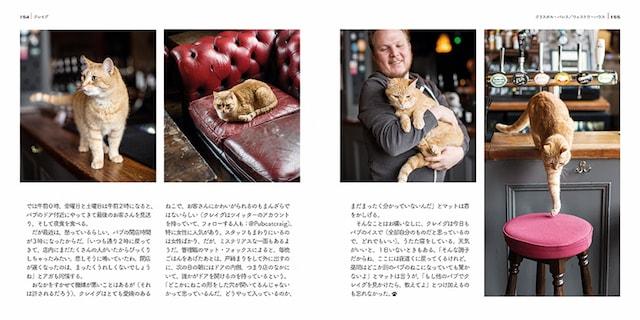名物猫の解説やパブのお店紹介も掲載 by ロンドンのパブねこ