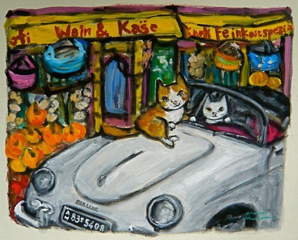 car &catシリーズ by 前田マリさんの作品