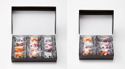 ニャシュマロバレンタインのパッケージイメージ