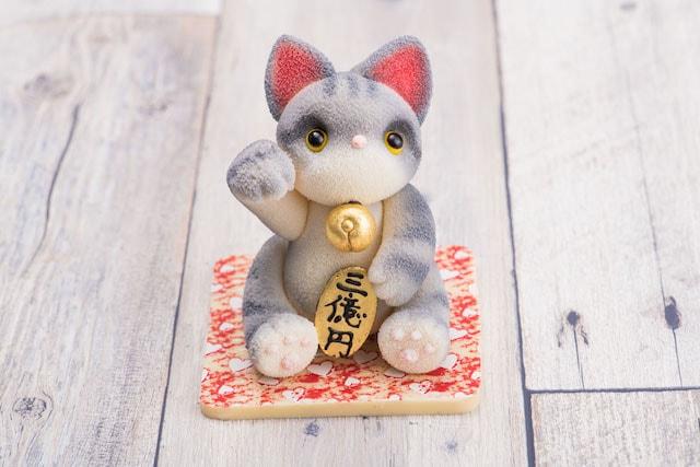 スイートアートデザイナー・藤本美弥さんが製作した「マネー来チョコ」