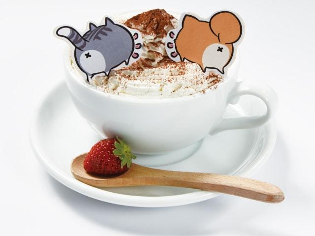 ボンレスぺろぺろホットチョコレート by ボンレス犬とボンレス猫