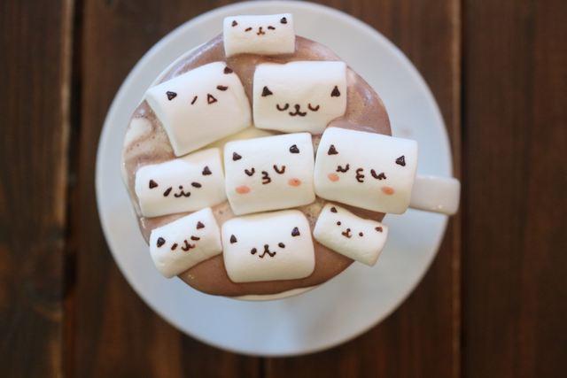 サカノウエカフェ(カフェ)の猫祭り限定メニュー