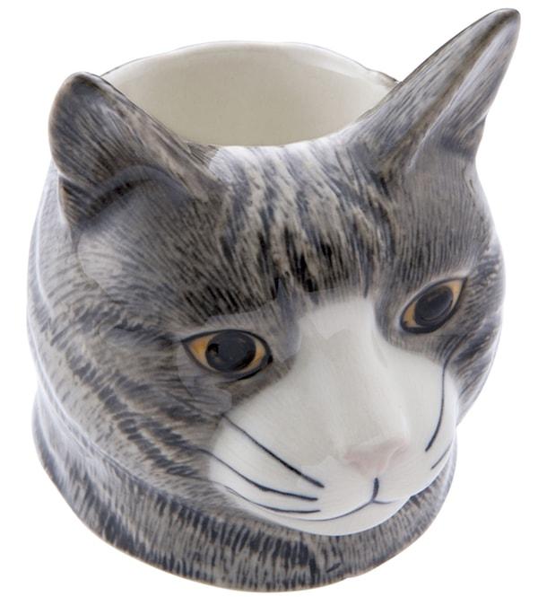 Quail陶器の小物入れ by アンジェ ビュロー