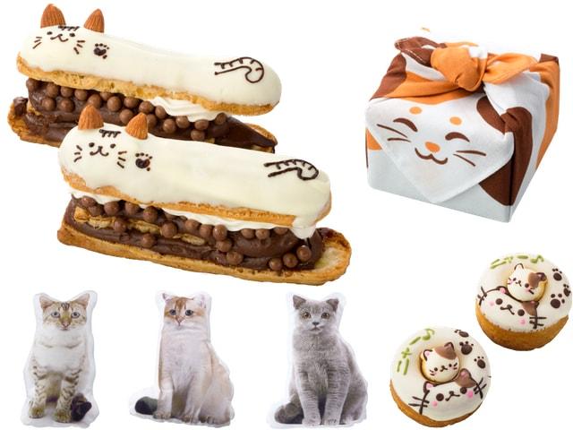 魅惑の猫スイーツなどを販売中!上野と日暮里のエキュートがアツいニャ