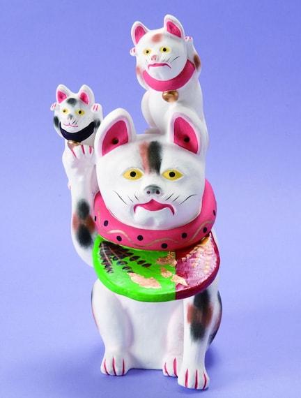 子福猫/伏見人形