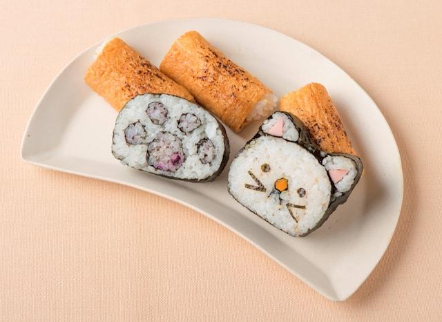 若廣の肉球助六セット by 若廣のお寿司