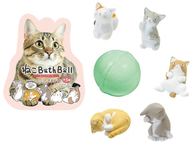 ねこバスボール(ねこBath Ball)