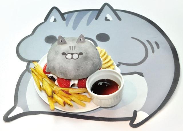 あんまんボンレス猫バーガー by ボンレス犬とボンレス猫