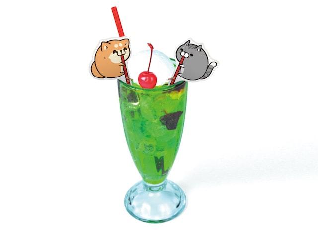 ボンレスソーダフロート by ボンレス犬とボンレス猫