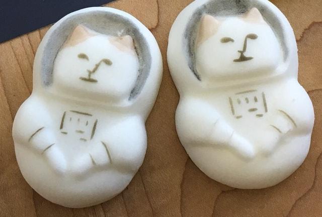 猫のマシュマロ「NYASA(にゃさ) マシュマロ」