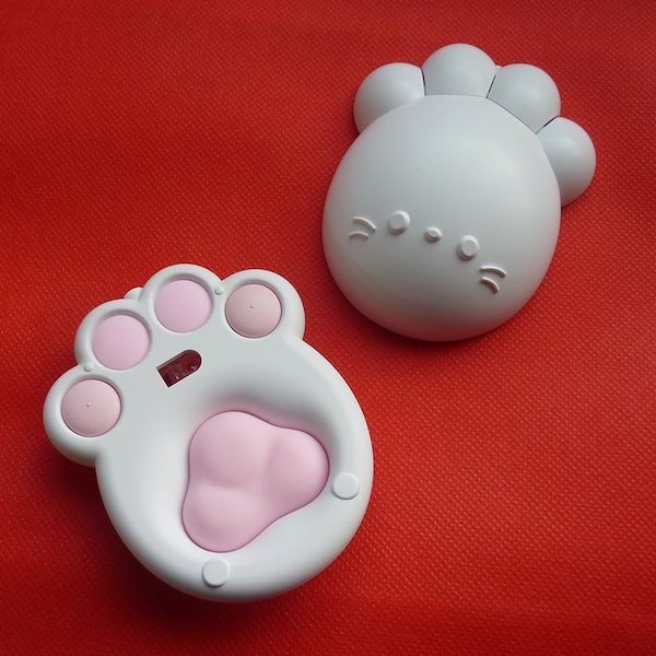 肉球マウス・Pnitt Mouse(プニティマウス)の最新モデル