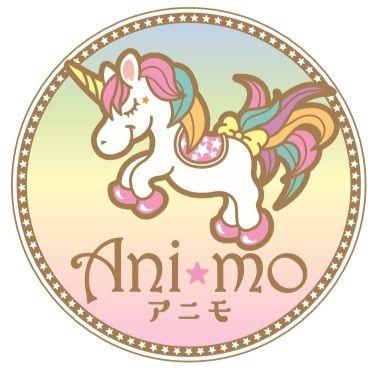 屋内動物園「アニモ(Animo)」のロゴ