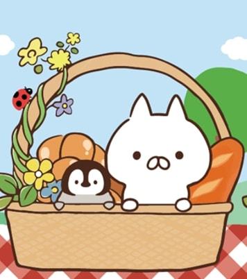 LINEクリエイターズスタンプで人気のキャラクター「ねこぺん日和」
