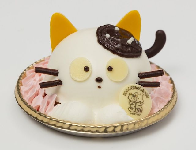 35周年限定タマケーキ by タマ&フレンズ 〜うちのタマ知りませんか?〜