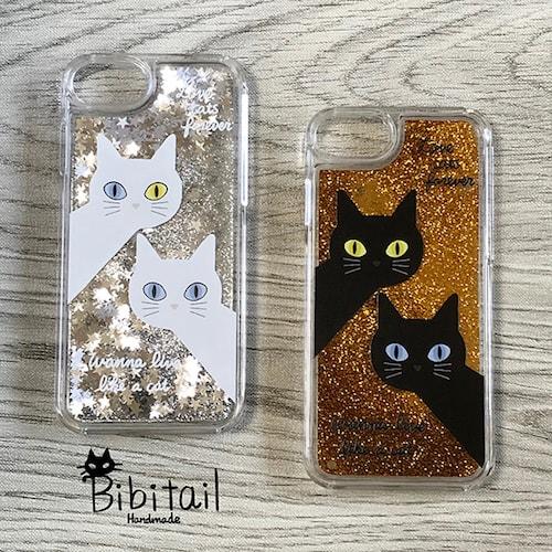 猫のスマホケース by 作家:Bibitail