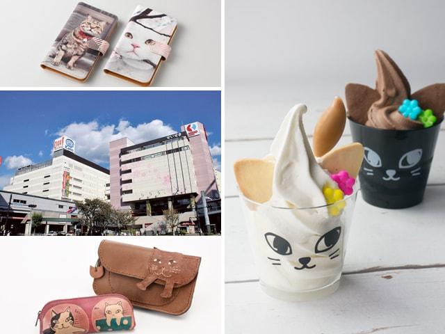 京王聖蹟桜ヶ丘ショッピングセンターで開催される猫イベント「せいせきねこフェス」