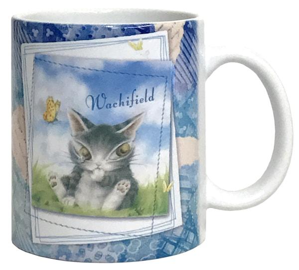 猫のダヤン、EVマグカップ#2 僕迷子になっちゃった#2