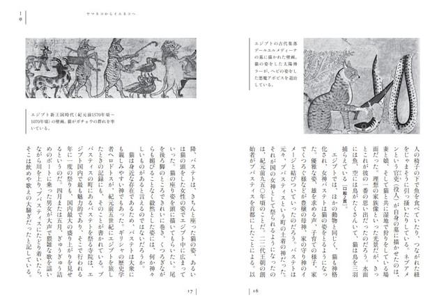 書籍「猫の世界史」の第1章 ヤマネコからイエネコへ