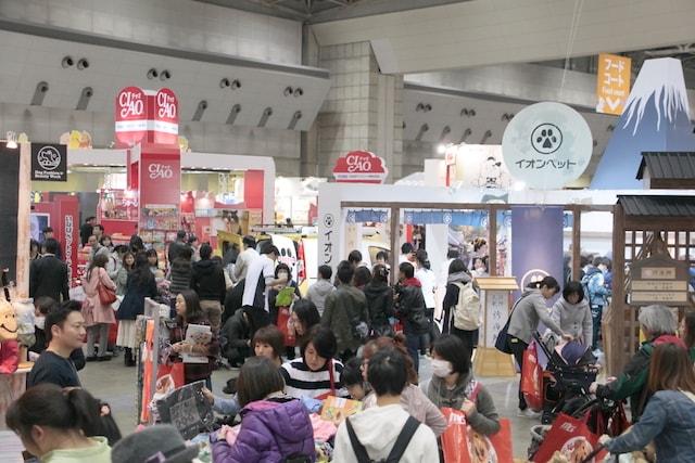 東京ビッグサイトで開催・インターペット