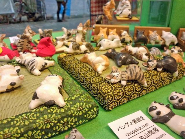 「猫と熊猫展(ネコとパンダ展)」の出品作品イメージ