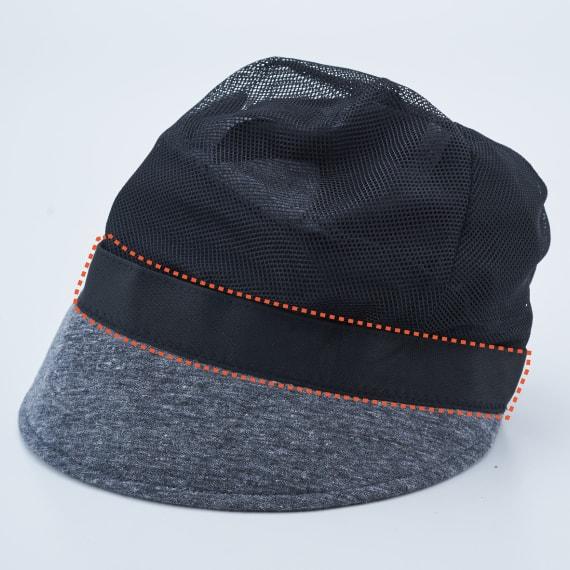 汗ばむ季節でも快適な吸水速乾生地 by クロッシェ猫帽子