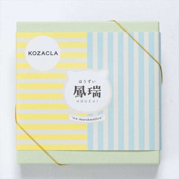猫の鳳瑞(ほうずい)KOZACLAパッケージ