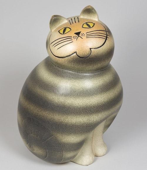 リサ・ラーソン作「ネコのミア(大きな動物園シリーズ)」