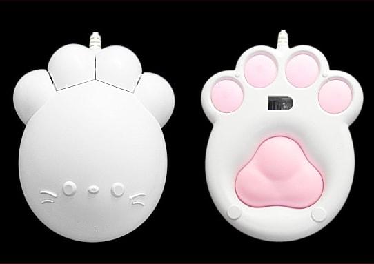 猫の手型のマウス、Pnitt Mouse(プニティマウス)の第二弾