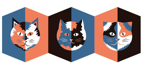 MAISON DE REEFUR(メゾンドリーファー)の新コレクション「avec les chats(ネコと一緒)」